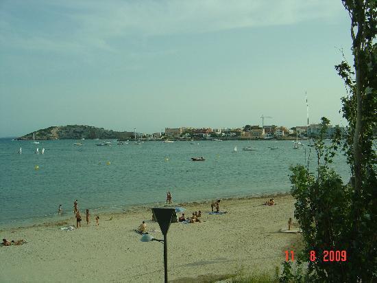 Ibiza Bay Resort & Spa: playa de talamanca