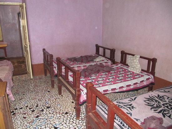 Hope Hall : Betten