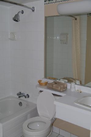 Best Western Terrace Inn: La salle de bain