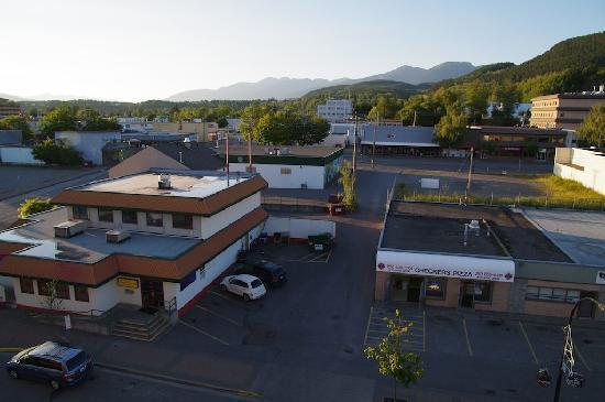 Best Western Terrace Inn: Vue de la chambre