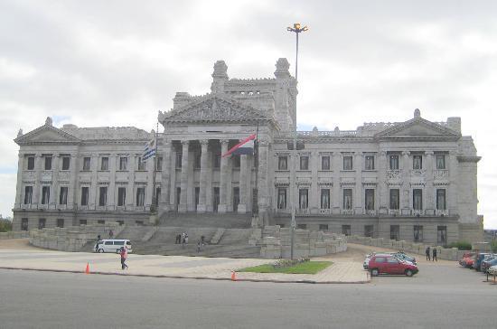 Montevideo, Uruguay: Regierungssitz