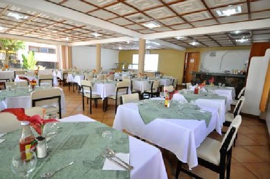 Hotel Ninfa: Restaurante