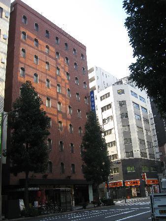 Tokyo Hotel Horidome Villa: The hotel