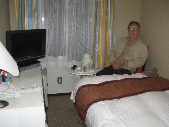 Tokyo Hotel Horidome Villa: In the room