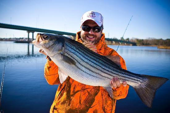 Chesapeake, VA: World Class Fishing