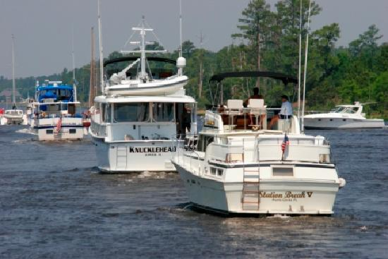 Chesapeake, Вирджиния: Atlantic Intracoastal Waterway