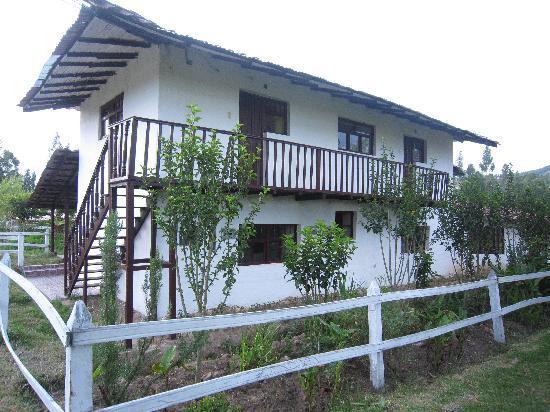Hotel Campestre Hacienda Yanamarca: Con buenas vistas
