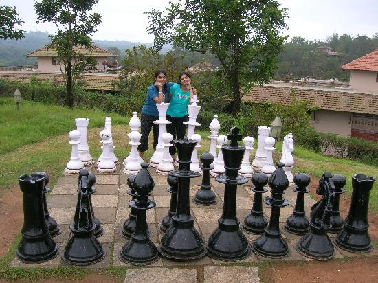 Club Mahindra Madikeri, Coorg : The Chess Court