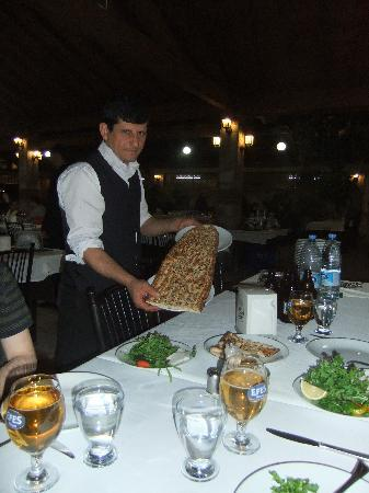Harbiye, Turkey: The local equivalent of a table nan