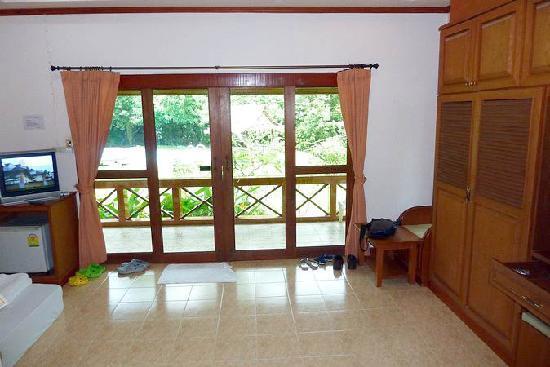 Green Villa: Superior bungalow living room
