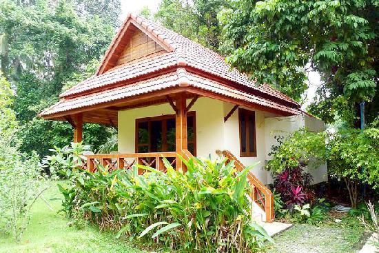 Green Villa: Superior bungalow
