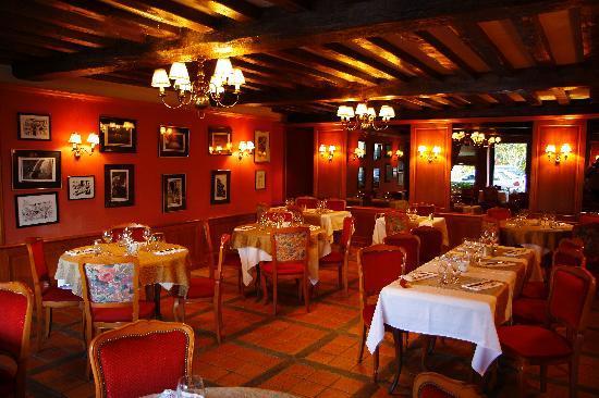 Beuzeville, Franciaország: le restaurant