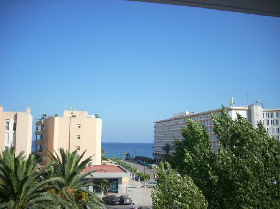 Apartamentos Playasol My Tivoli: Vistas