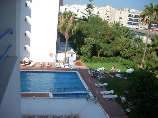 Apartamentos Playasol My Tivoli: Piscina Tívoli