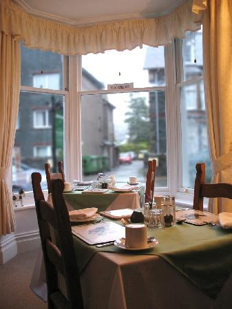 Damson Lodge: Breakfast room