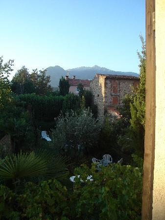 Prades, France: Mountain View