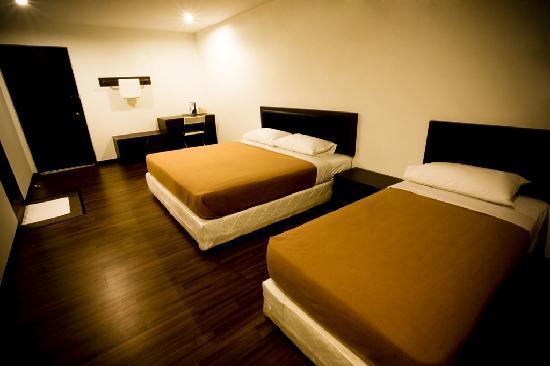 Kamunting, Malezja: Twin Room