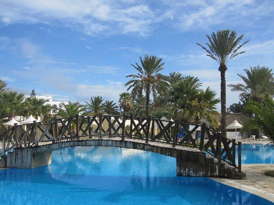 Hotel Marhaba: Poolbereich