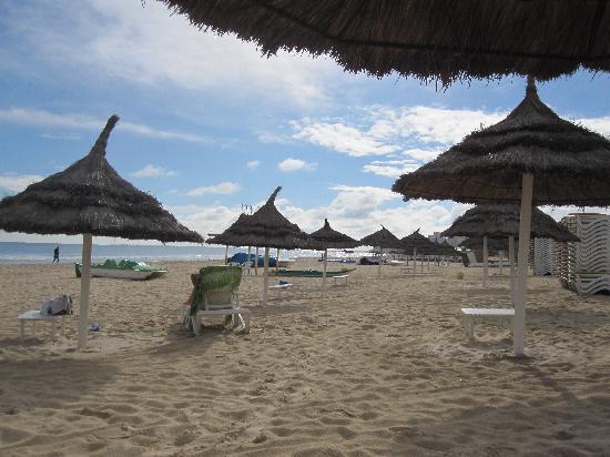 Hotel Marhaba: Strand