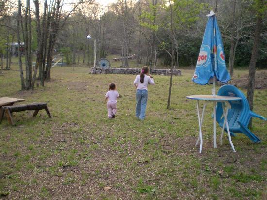 Villa Icho Cruz, Arjantin: los niños disfrutaro a full