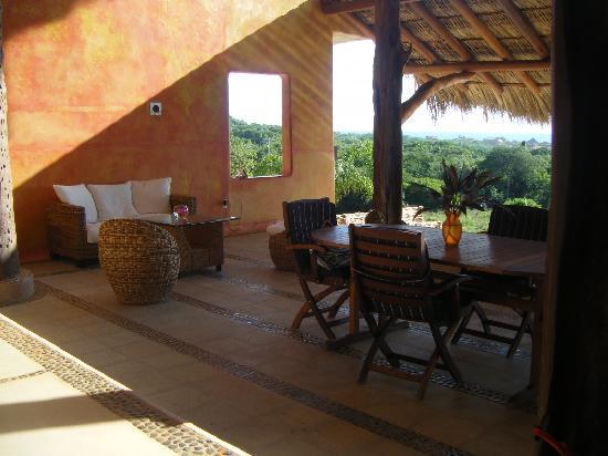Troncones, Mexico: Palapa