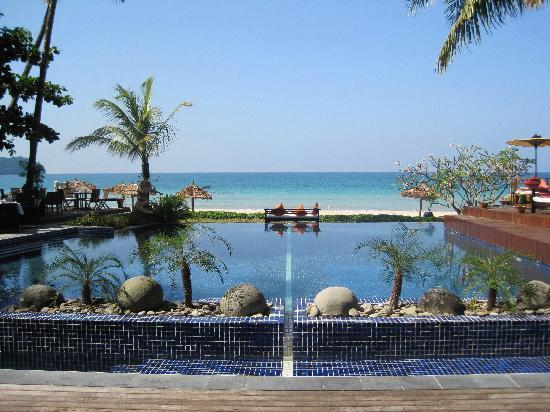 Amata Resort and Spa: view from the lobby