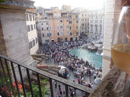 Hotel Relais Fontana Di Trevi Roma Tripadvisor
