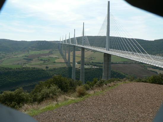 Viaduc de Millau : Miillau vaduct--France