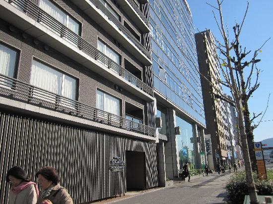 Citadines Karasuma-Gojo Kyoto: Outside Look of the Hotel