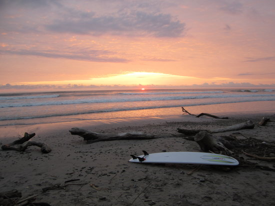 Cabuya, Costa Rica: The beaches and surfing!