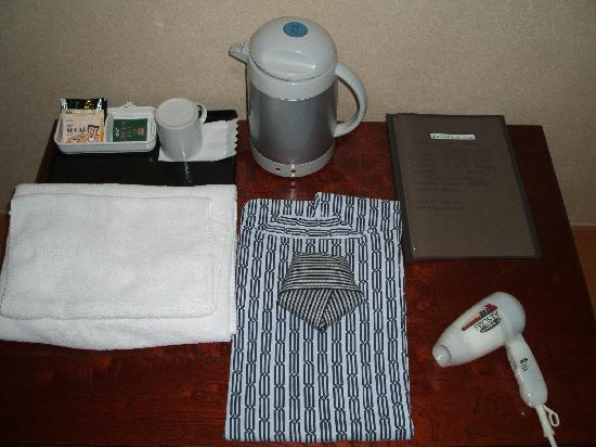 Annex Katsutaro: room amenities
