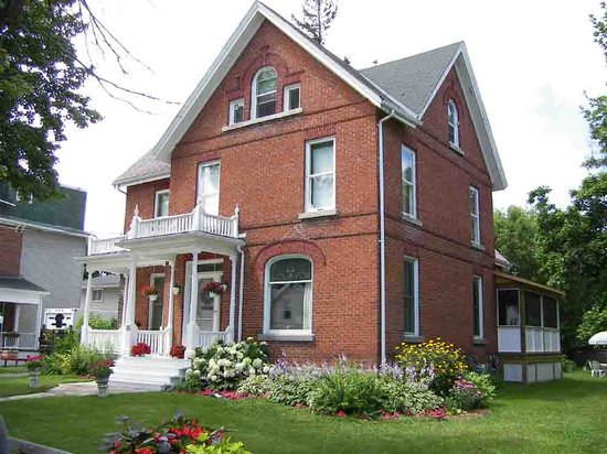 Westport, Canadá: A Victorian Reflection B&B