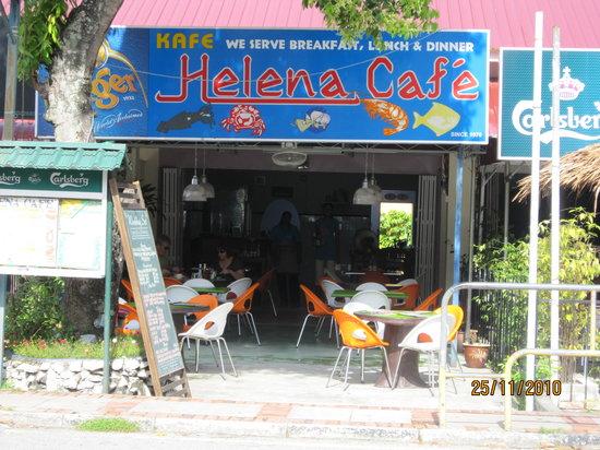 Helenas Cafe Batu Ferringhi