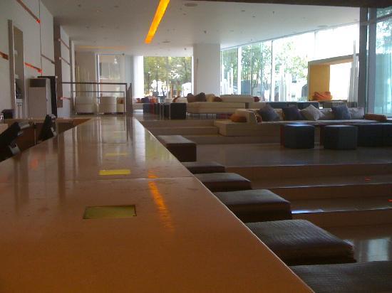 W Mexico City : Lobby Bar