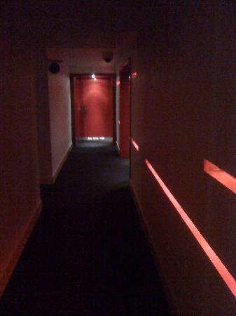 W Mexico City : 5th floor corridor