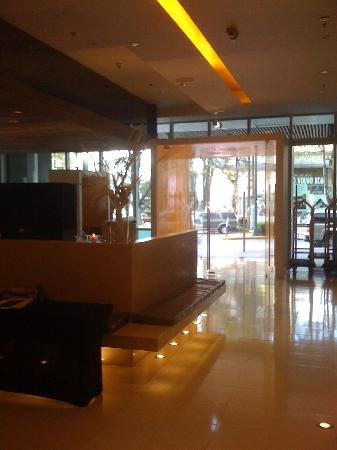 W Mexico City: Lobby View