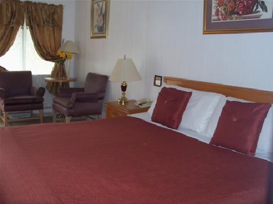 Park Motel: King-size Bed Room