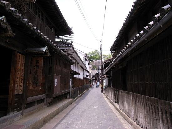 Tomo no Ura: 古い町並みが残る鞆の浦