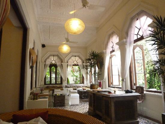 CASA Colombo Collection: Lobby und Frühstücksraum