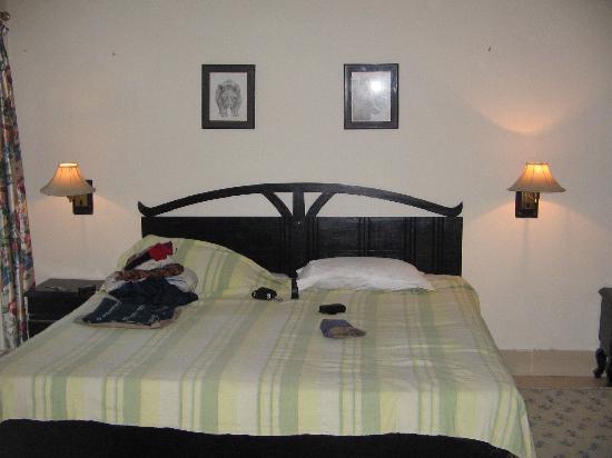 Bon Habi Resort : Well furnished cottage
