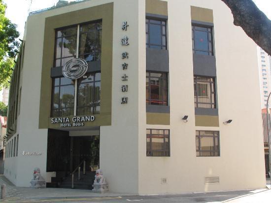 サンタ グランド ホテル ブギス Picture