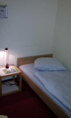 Commundo Tagungshotel: Das Bett