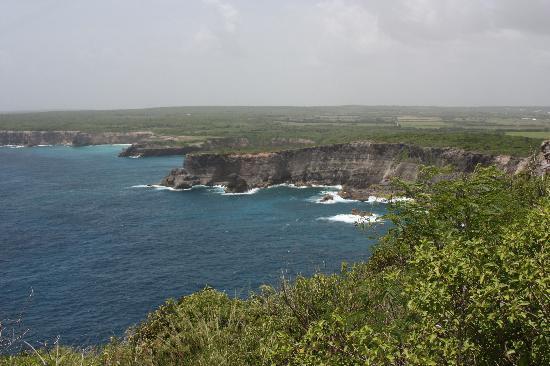 La Koumbala: Les côtes Guadeloupéennes