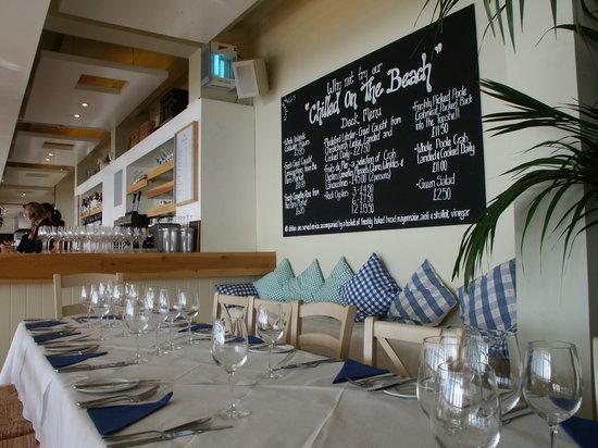 WestBeach: Inside the restaurant