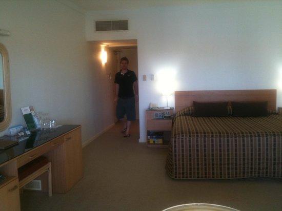 The Marina Hotel: Room