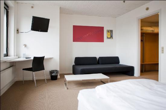 Zleep Hotel Ishoj : Family economy room