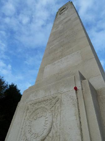 Flanders Battlefield Tours: NZ Memorial for the Battle of Messines