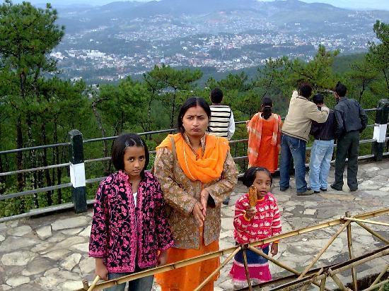 View of Shillong from Shillong Peak
