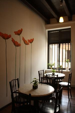 Number Twenty Guest House : Breakfast Area