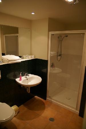 Nautilus Lodge Motel: Badezimmer
